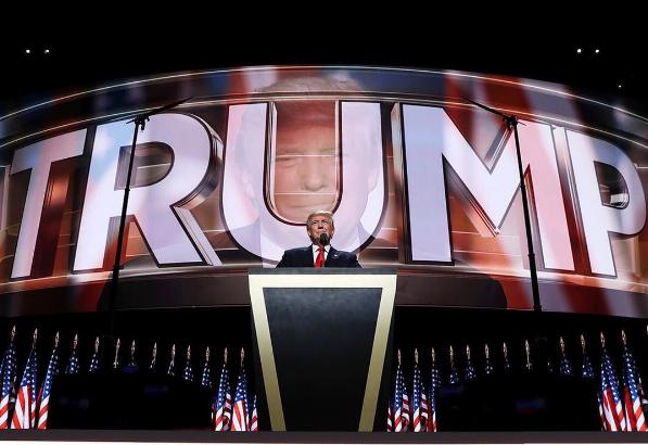 Trump's 7 step plan to Make America GreatAgain