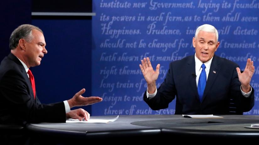 Mike Pence is clear winner in VPDebate