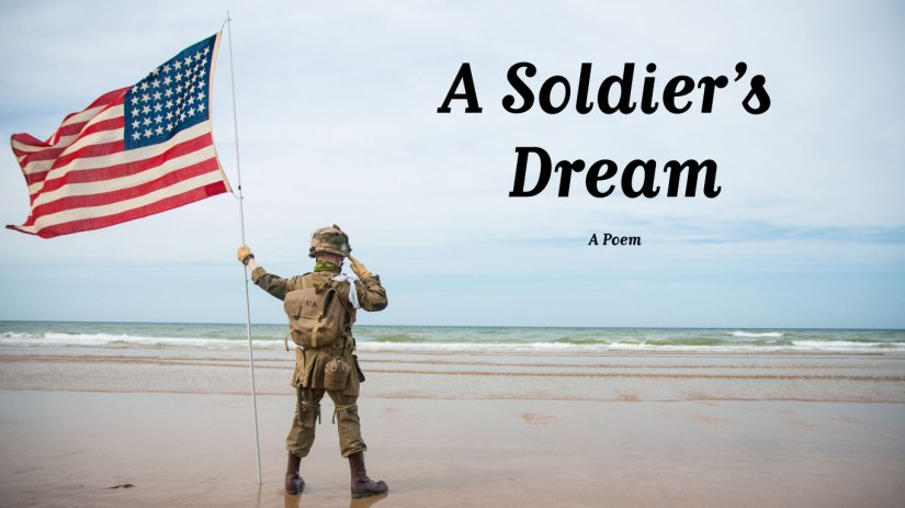 Veteran's Day Poem: A Soldier's Dream