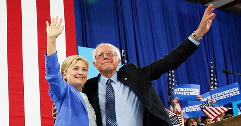 The Bernie Revolution was a Figment of Liberal Imagination