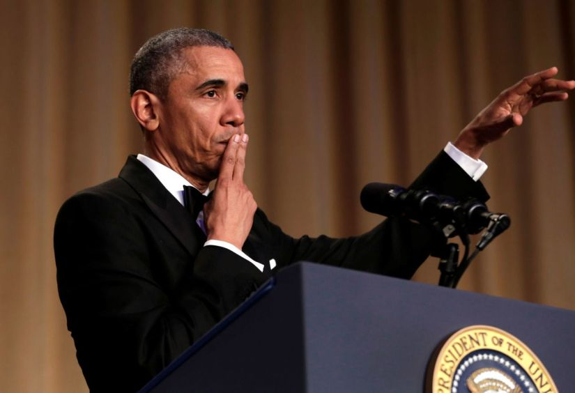 Bye Obama! 5 Things to Be Thankful for