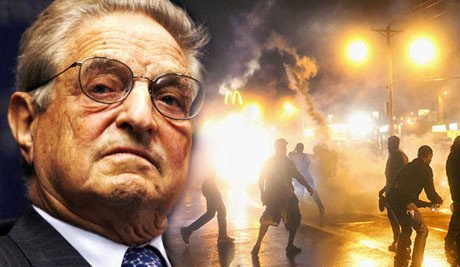 "George Soros is Behind the ""Not My President"" Protests, Paying Protesters $15/Hour"