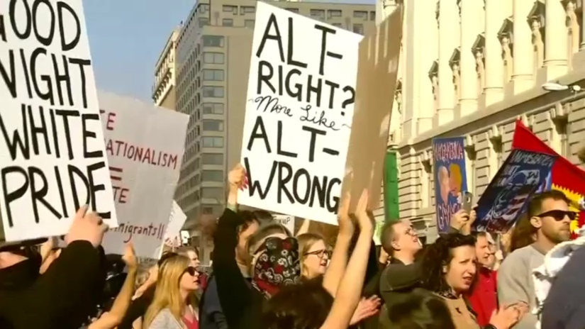 The Alt-Right Is Not Conservative
