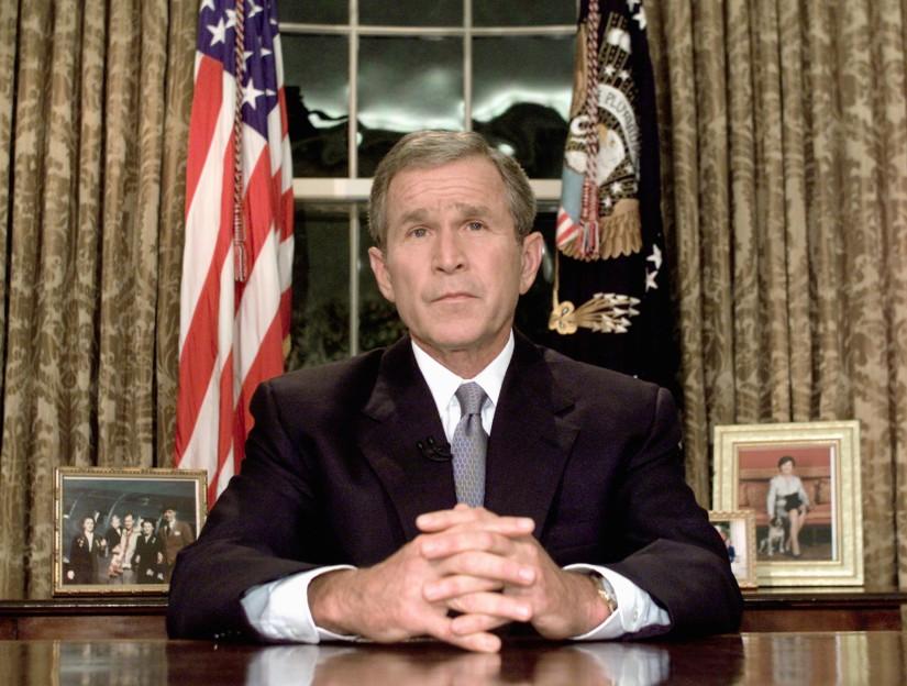 History is Judging George W.Bush