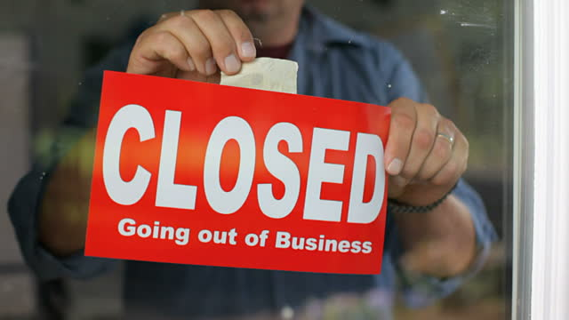 Slaughtering Small Business: Eight Years of Hell Coming to an End