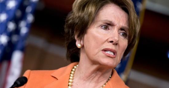 Nancy Pelosi has goneSENILE